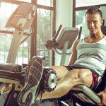 leg workout image