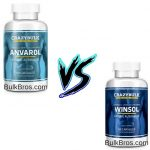 Anavar Vs Winstrol Product Photo